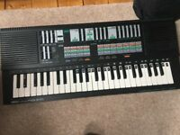 Yamaha parta sound pss-570 keyboard