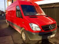 2012 Mercedes sprinter 310 cdi 2.1 diesel lwb high roof NO VAT NO VAT