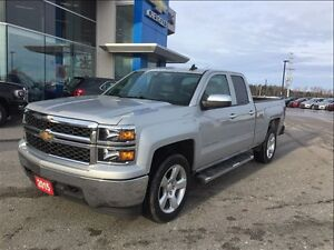 2015 Chevrolet Silverado 1500 20 Wheels - One Owner Trade In
