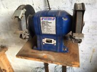 "National Machinery 6"" bench grinder for sale £20"