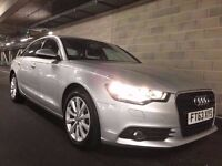 **2014 AUDI A6**2.0 TDI **24,000 MILES** 6 MONTHS SILVER WARRANTY** FULLY LOADED