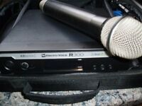 ELECTROVOICE RADIO MICROPHONE R 300