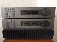 Quad 34/306/FM4 and manuals