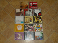Selection of Music Cd's