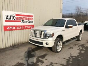 2011 Ford F-150 Lariat Limited -- GARANTIE 1 AN /  15 000 KMS --