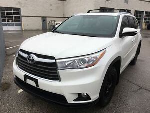 2015 Toyota Highlander LIMITED LOADED