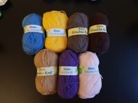 Robin Double Knit Wool for Sale