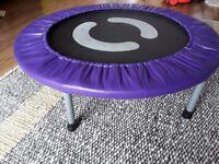 Opti keepfit trampoline