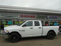 2014 Ram 1500 SXT Quad Cab with Blacked Out Rims