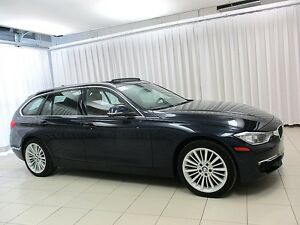2015 BMW 3 Series 328d x-DRIVE TOURING DIESEL w/ PANORAMIC ROOF,