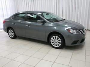 2017 Nissan Sentra SEDAN. GREAT PRICE WITH LOW KILOMETERS !! w/