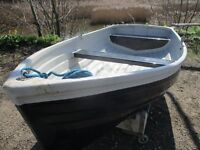 grp simulated clinker dinghy