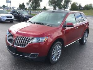 2014 Lincoln MKX LEATHER