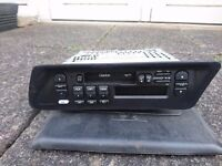 Clarion 306 Stereo & CD mulktichanger unit