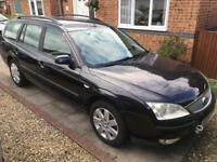 Ford mondeo 2.0 TDCI spares or repiar