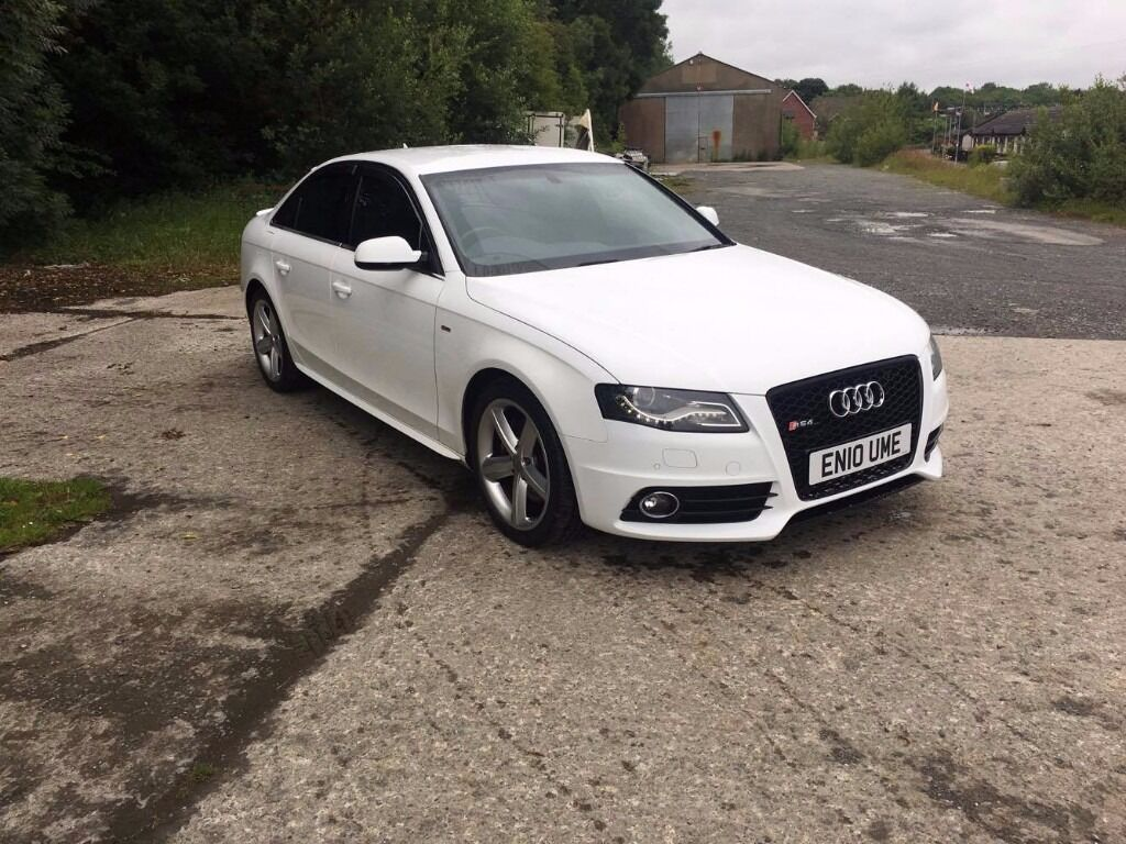 2010 audi a4 3 0 tdi quattro s line 240bhp in armagh county armagh gumtree. Black Bedroom Furniture Sets. Home Design Ideas