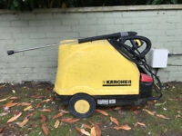 Karcher HDS 551C Eco Pressure Washer HOT COLD CLEANER JET CAR TRUCK WASH