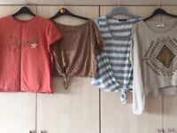 35 womens/teens tshirts