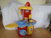Kitchen Activity Kids Toy
