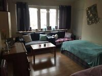 Large Bright Twin Room Share for 1 Female Available in Hammersmith