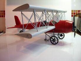 Metal Model Bi-Plane