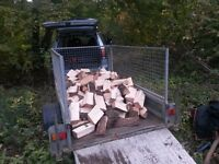 Firewood for sale clean split and ready to burn all hardwood no rot