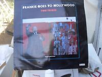 RARE FRANKIE TWO TRIBES LP