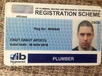 Qualified Plumber in NW London - Free Call / Free Quote 0800 612 2181