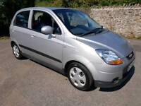 2009 CHEVROLET MATIZ 1.0L PETROL. NEW MOT. WARRANTY. ONLY 39k MILES