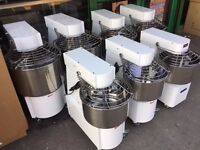 NEW ITALIAN 20 LT DOUGH MIXER CATERING COMMERCIAL FAST FOOD RESTAURANT TAKE AWAY BAKERY PIZZA BREAD