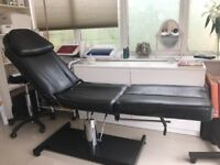 Hydraulic Beauty, Therapy, Tattoo Couch £65