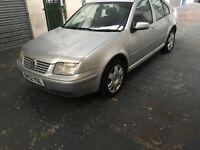 Volkswagen bora diesel 2002 cheap £595ono