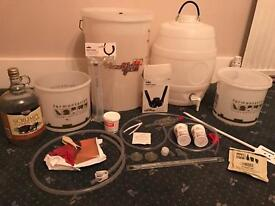 HomeBrew Starter Kit with extras