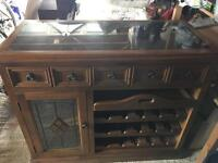 Kitchen Unit with granite top