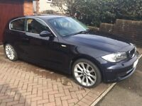2009 BMW 1 Series SE 118D - Lots of optional extras