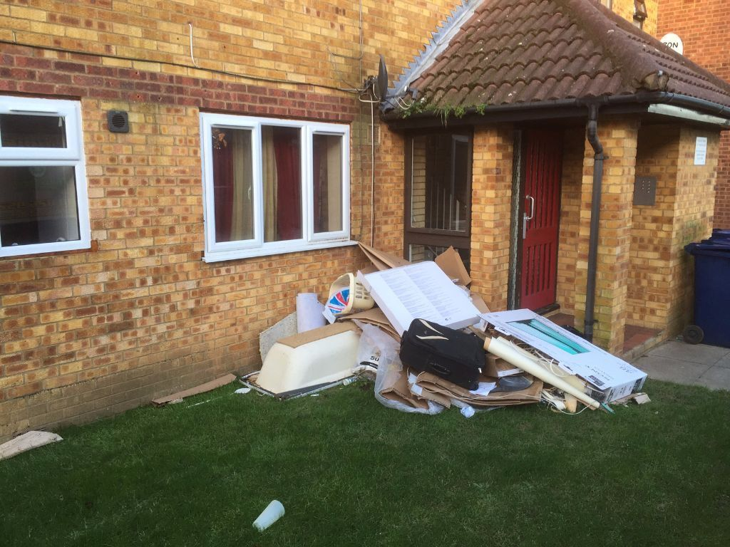 harrow same day service rubbish house clearance waste