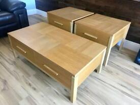 Coffee Table / Side Tables