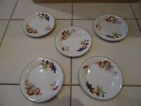 Marks and Spencer Ashberry Small Side Plates x 5