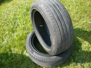 Two 225-50-17 tires $80.00