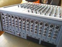 Soundcraft Delta Mixing desk