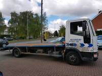RECOVERY TRUCK IVECO 7.5 TON