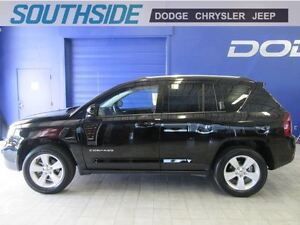 2015 Jeep Compass HIGH ALTITUDE 4X4 w/LEATHER