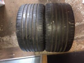Good Year Tyres Eagle F1 275/30R19