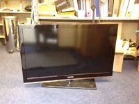 LE40C530F1W 40 Inch 1080p LCD HD TV Flatscreen with Wall Mounting Kit