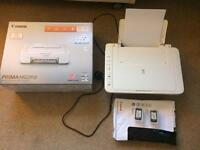 Wireless printer Canon Pixma MG2950 with extra cartridges