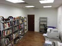 Desk space in Hackney Downs Studios