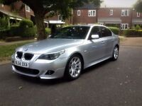 BMW 5 Series 3.0 530d Sport 4dr Full Service History Long Mot Hpi Clear, Car Drive Perfect