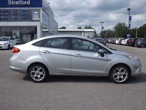 2011 Ford Fiesta SEL | AUTO | BLUETOOTH | ALLOYS | HEATED SEATS  Stratford Kitchener Area image 18