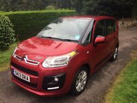 2013 CITROEN C3 PICASSO 1.6 HDI TURBO DIESEL ONLY 22000 MILES