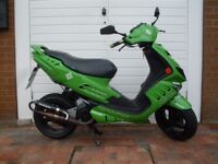 ** ONE OFF - GAWA Peugeot Speedfight 100cc Scooter **